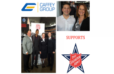 Caffey Group supports The Salvation Army